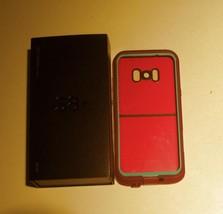 Excellent LifeProofed Verizon  Orchid Gray Unlocked Samsung Galaxy s8 Plus & Mor - $389.99
