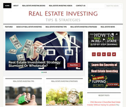 * REAL ESTATE INVESTING * affiliate website business for sale AUTOMATIC ... - $90.70