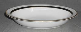 "Minton Saturn Pattern Bone China 11"" Serving Bowl Made In England Royal Doulton - $55.43"