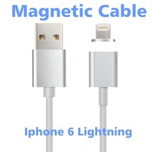 iPhone Magnetic Lightning USB Data Sync Cable Charger & Adapter for 5 6 7 - $11.19