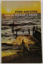 Fish Recipes from the Great Lakes Bureau of Commercial Fisheries - $3.99