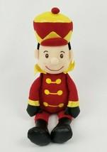 Gund Red Toy Soldier Plush Stuffed Toy Animal 4035952 - $29.69
