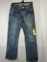 Bailey's PT Boys Denim Jeans 14 straight fit medium wash adjustable wais... - $19.80