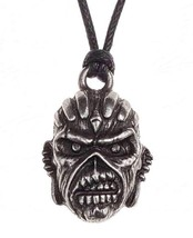 Iron Maiden Book Of Souls Eddie Band Pendant Necklace Alchemy Gothic Roc... - $19.95