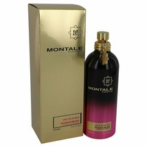 Montale Intense Roses Musk by Montale Extract De Parfum Spray 3.4 oz for... - $140.00