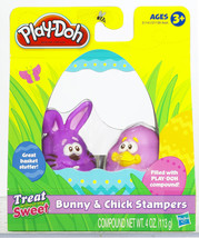 Play-Doh Spring Character Toy Bunny and Chick Stampers - $14.95