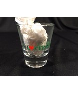 "Vintage I Love Vermont Collectible Shot Glass 2-1/4"" - $7.99"