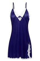Ekouaer Women's Sexy Baby Doll Nightwear Sleepwear Night Dressing Gown, ... - $20.36