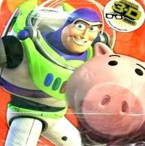 Toy Story 3D 8.5Ft Celebration Banner Disney Pixar Hallmark 2011 Birthda... - $20.80