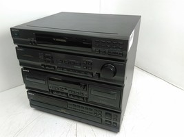 Sony HCD-541 Compact Disc Disk Receiver No Cords Untested AS-IS For Parts - $53.10