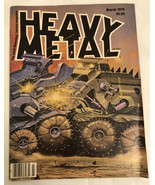 1979 HEAVY METAL Illustrated Fantasy Magazine Corben Moebius Gil Kane - $14.03