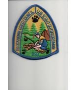 Blackhawk Area Council Cub Scout Outdoorsman patch - $4.16