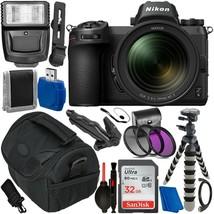 Nikon Z 6 Mirrorless Digital Camera with 24-70mm Lens Accessory Bundle USA - $2,751.21