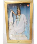 VHTF NRFB Goddess of Beauty Barbie Doll Classical Greek LTD ED 2000 - $235.00