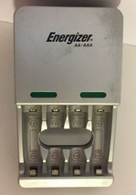Energizer Battery Charger w/ Wall Plug - AA & AAA only (Model CHVCM) Works - $6.17