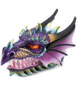 Colorful Ornate Dragon Head Trinket Box  - $40.16 CAD