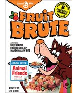 Fruit Brute Monster Cereal Reproduction Stand-Up Display - General Mills... - $15.99