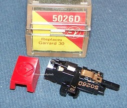 EV 5026D RECORD PLAYER NEEDLE CARTRIDGE replaces EV 5015D 5015 5026 image 1