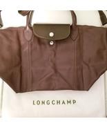 LONGCHAMP LE PLIAGE CUIR Leather Foldable Crossbody Shoulder Bag - $599.99