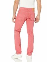 Levi's Strauss 511 Men's Cotton Slim Fit Garment Dye Stretch Jeans 511-3610 image 2