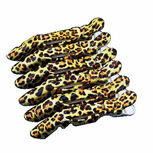 Primary image for 6 Pcs Professional Hair Salon hair clips/Crocodile Hair Styling Clips