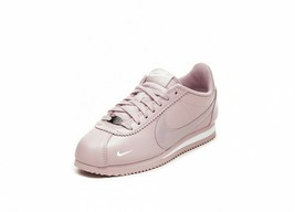 Nike Women's Classic Cortez Premium Pink Sneakers 905614-501 - $92.00