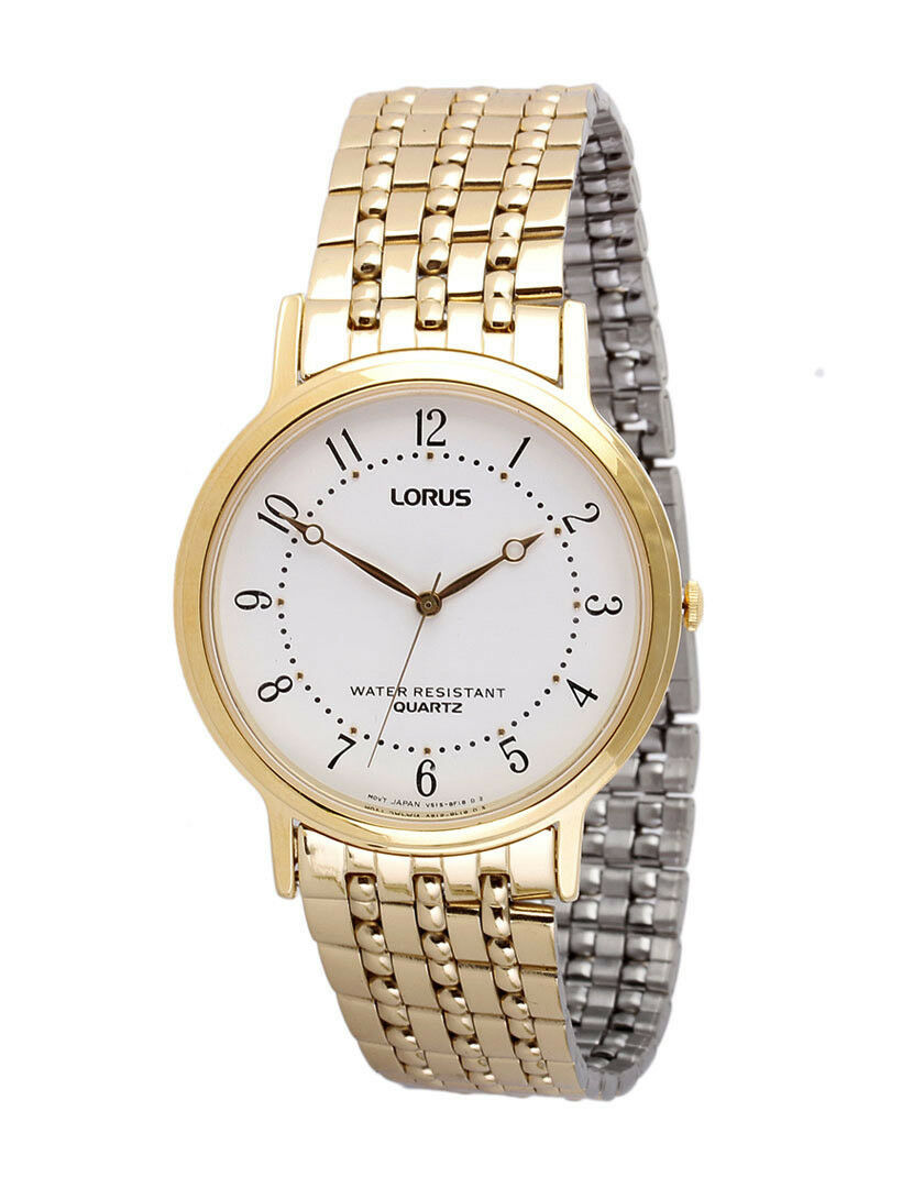 Lorus watch, RMF678, analog, quartz - $36.63