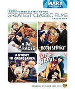 TCM Greatest Classic Films Collection: Marx Brothers 2X DVD ( Ex Cond.)  - $14.80