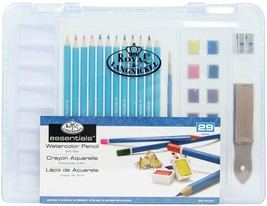 essentials(TM) Clear View Art Set-Watercolor Drawing - $34.60