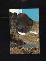 EAST FACE LONG'S PEAK CHASM LAKE FLATIRON POST CARD CO. COLORADO - $9.41