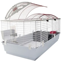 Small Pet Cage Large Bunny Guinea Pig Rabbit Animal Crate Hutch House In... - $107.88