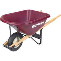Scenic Road 0 Parts Box For M6-1r Wheelbarrow 6 Cu Ft - $2.118,22 MXN