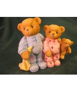 Cherished Teddies Dora and Roland Friends Are There to Comfort Each Othe... - $13.86