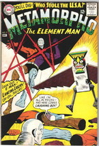 Metamorpho Comic Book #3 DC Comics 1965 FINE - $20.23