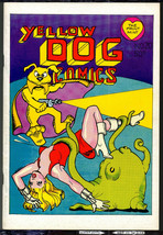Yellow Dog 20, Print Mint 1971  classic Underground Comix - obo - $14.25