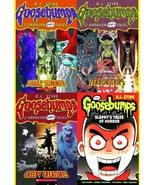 GOOSEBUMPS GRAPHIC NOVELS Collection Kid's Horor Series by RL Stine Volu... - $37.99
