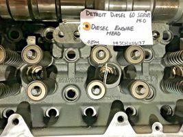 Detroit Diesel Series 60 SERIES 14L Engine Cylinder Head SCH1106137 OEM image 8