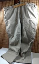 Carhartt Cotton Pants Dungaree Fit Button Carpenter Painter Work Mens 50... - $21.34