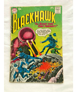 Blackhawk 154 Comic DC Silver Age Good Minus Condition - $9.99