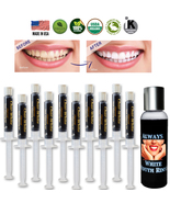 Activated Charcoal Gel for Natural Teeth Whitening - Fresh Teeth Whitene... - $12.49
