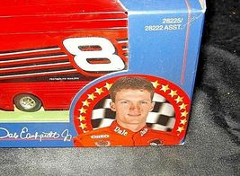 Red Dale Earnhardt Jr. Die-Cast Collector Trailer Rig  Hasbro AA19-NC8001 image 6