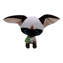 SkippyJon Jones Plush Doll 8 Inch New With Tag Siamese cat Plush - $10.88