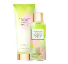 Victoria's Secret Tropical Spritz Fragrance Lotion + Fragrance Mist Set  - $39.95