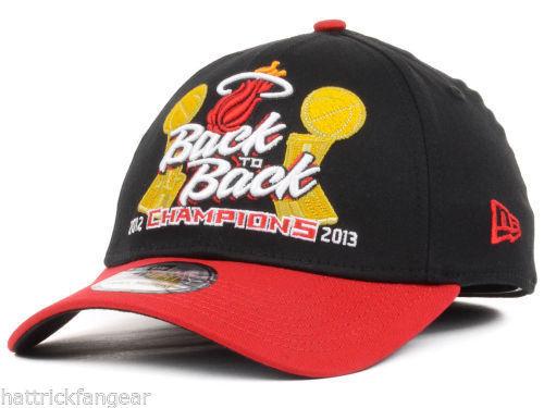 324423c4500 Miami Heat New Era 39THIRTY NBA Basketball and 50 similar items