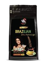 Quality Instant Coffee - Freeze Dried Brazilian Deluxe Instant Coffee - Robusta - $9.75