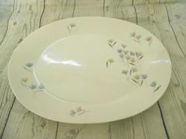 Rosenthal #3722 Continental Retro Mid Century Modern Oval Serving Platter - $27.66