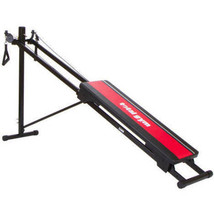 Total Gym 1100 Total Home Gym With Workout DVD And Back Support - $262.99