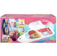 Mattel FJH91 Barbie Dolphin Magic Ocean View Boat & Doll Toy Giftset - $100 - $54.95