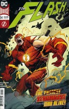Flash, The (5th Series) #54 VF/NM; DC | save on shipping - details inside - $3.50