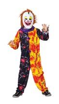 Halloween Clown Boy Medium, Jungen/Kinder/Kinder-Abendkleid-Partei-Kostü... - $20.28